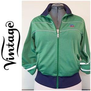 Vintage Levi's Track Jacket